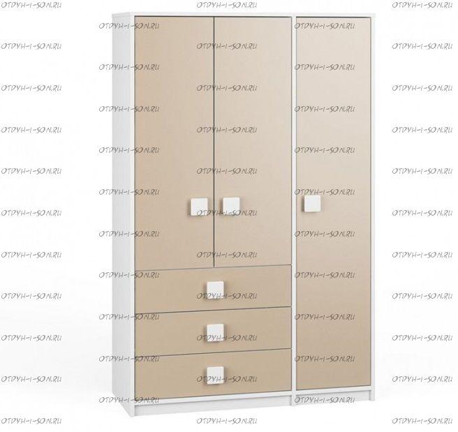 Шкаф трехдверный Легенда Л-09 (106х45х166)