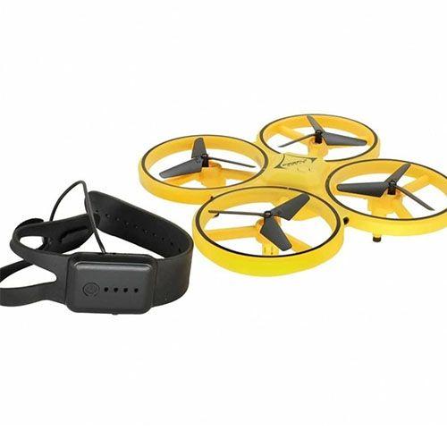 Дрон dron интеллектуальный, управление движением руки с помощью браслета