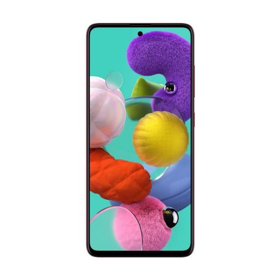 Samsung Galaxy A51 4/64 ГБ (красный)