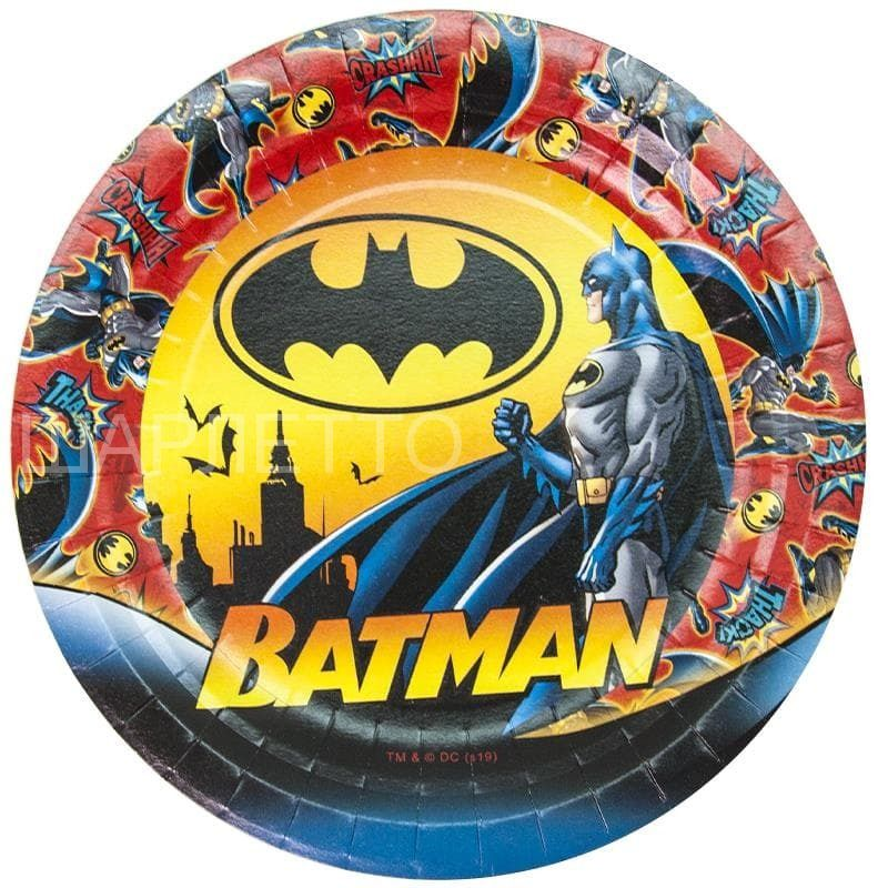 """Тарелки """"Batman"""""""