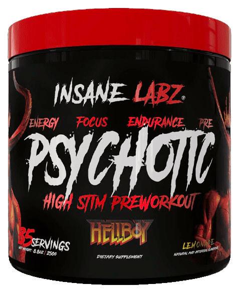 Psychotic HELLBOY Edition от Insane Labz 250 g 35 порций