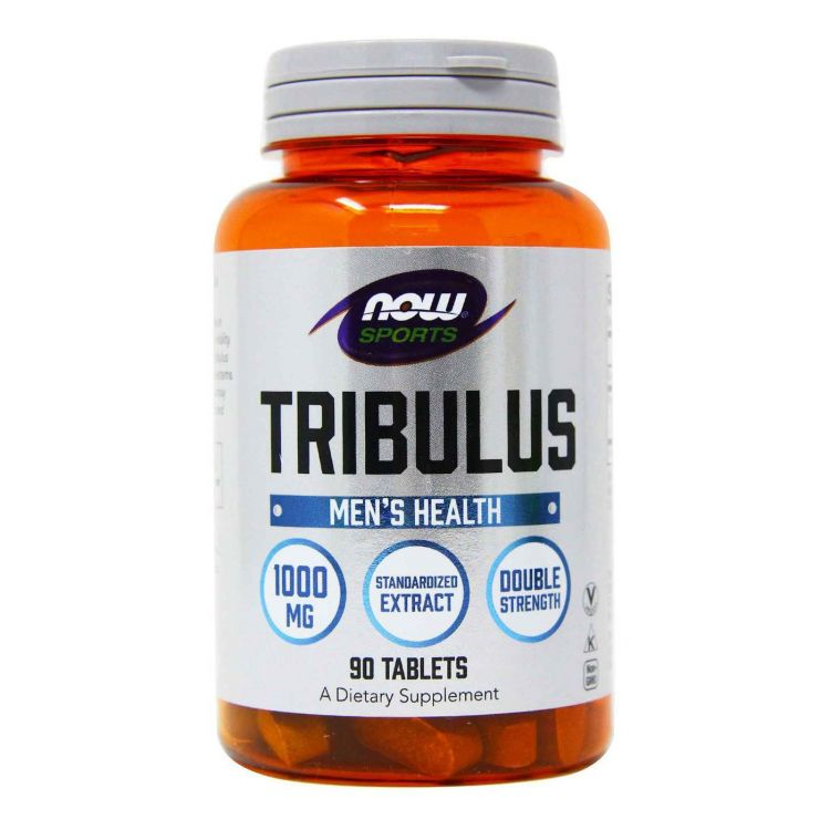 Tribulus 1000 mg от NOW 90 таб