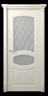 Межкомнатная дверь Аделина 2 Стекло Рим