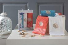 Комплект салфеток вафельных MIDLE (40*60)*3 Арт.3022-2