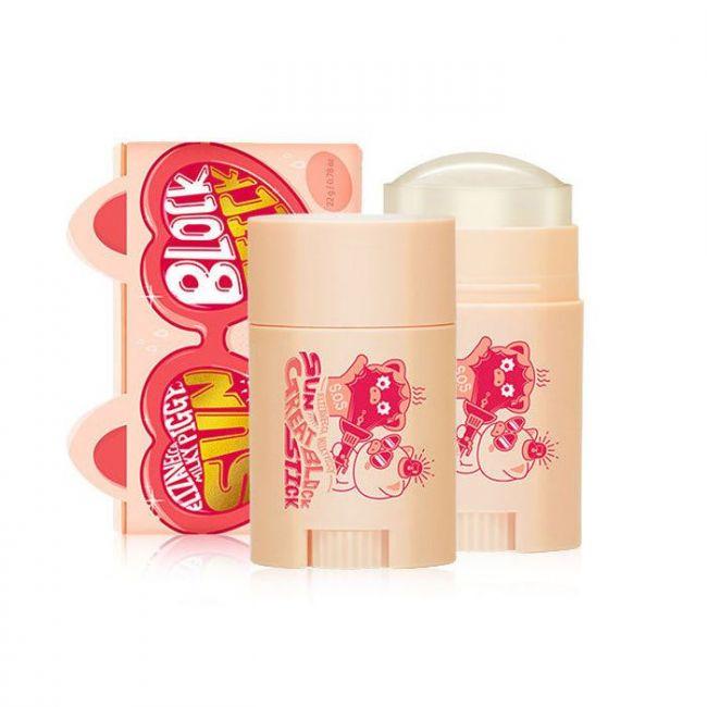 Солнцезащитный стик для кожи Milky Piggy Sun Great Block Stick SPF 50+ PA+++, Elizavecca, 22 гр