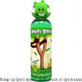 """Angry Birds Гель/душ """"Свежесть дня"""" яблочный мусс Грин Пиг 200мл колпачек-игрушка, шт"""