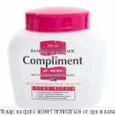 COMPLIMENT Бальзам восстанавливающий структуру волос EXTRA-REPAIR 500мл, шт