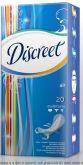 Discreet.Женские гигиен. прокладки на каждый день Air Multiform Single 20шт, шт