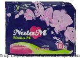 NataM Extr.dry гиг. прокладки ночн. 8шт, шт