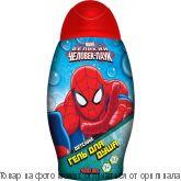 SPIDER MAN.Гель для душа Человек-Паук 400мл, шт