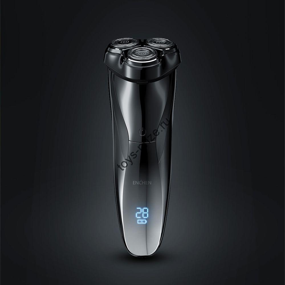 Электробритва Xiaomi ENCHEN BlackStone Sahver Black