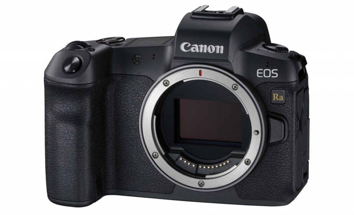 Беззеркальный фотоаппарат CANON EOS Ra Body