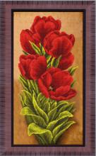 К-3551 Благовест. Тюльпаны. А3+ (набор 1500 рублей)