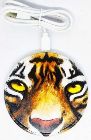 Беспроводное зарядное устройство Тигр