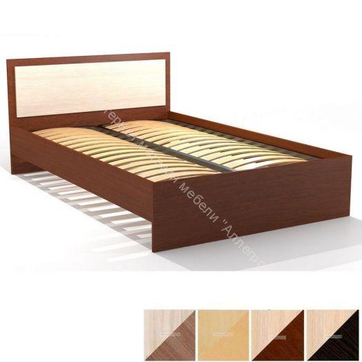 Кровать полутороспальная  Оскар (1200)