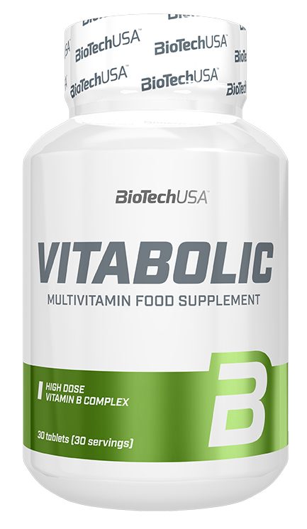 Vitabolic | 30 таблеток от Biotech USA