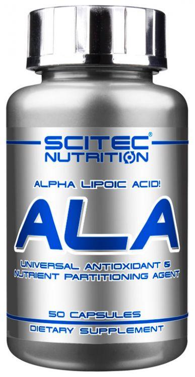 ALA от SCITEC NUTRITION (50 кап)