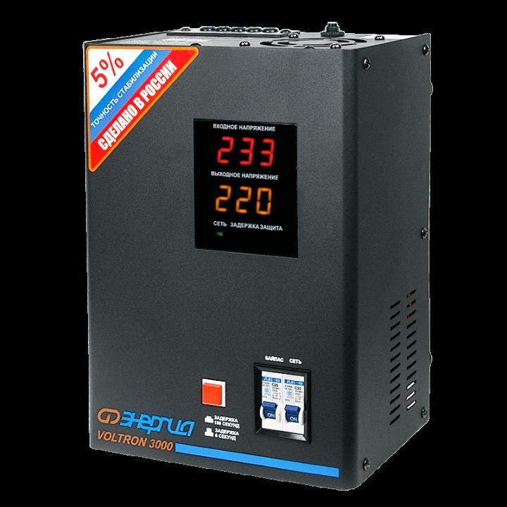 Стабилизатор Энергия Voltron-3000 (5%)