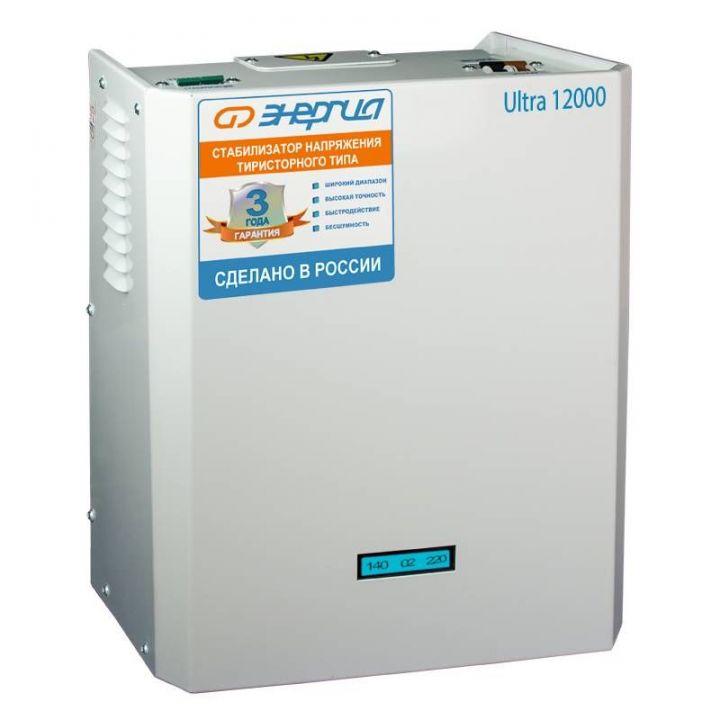 Стабилизатор Энергия Ultra 12000