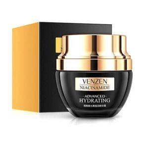 Увлажняющий питательный крем для лица с никотинамидом VENZEN Niacinamide Advanced Hydrating Cream,50 гр