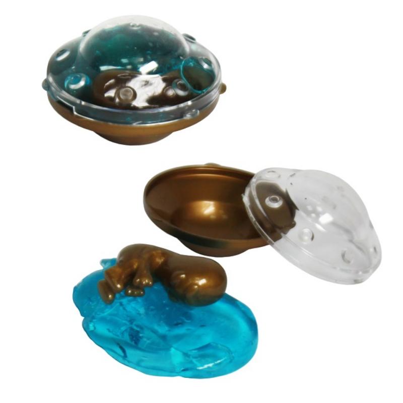 1toy Мелкие пакости, мяшка, фигурка инопланетянина, шар