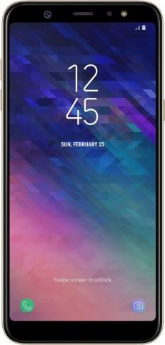 Samsung Galaxy A6+ (2018) (золотистый)