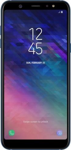 Samsung Galaxy A6+ 2018 (синий)