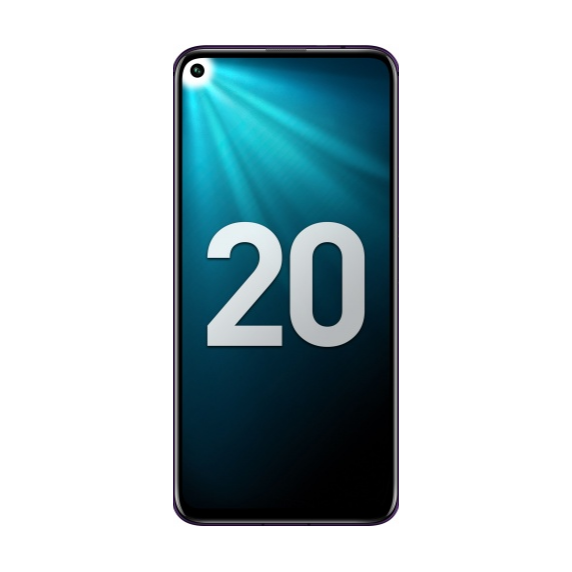 Honor 20 Pro 8/256 ГБ (мерцающий черно-фиолетовый)