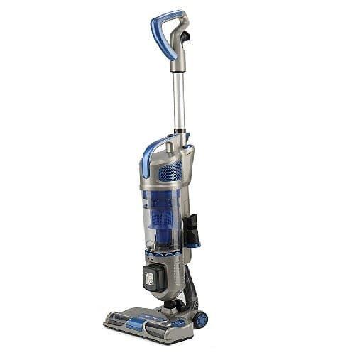 Вертикальный пылесос KitFort КТ-521-2 серо-синий