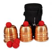 Профессиональный набор JL Premium Cup&Balls (медные)