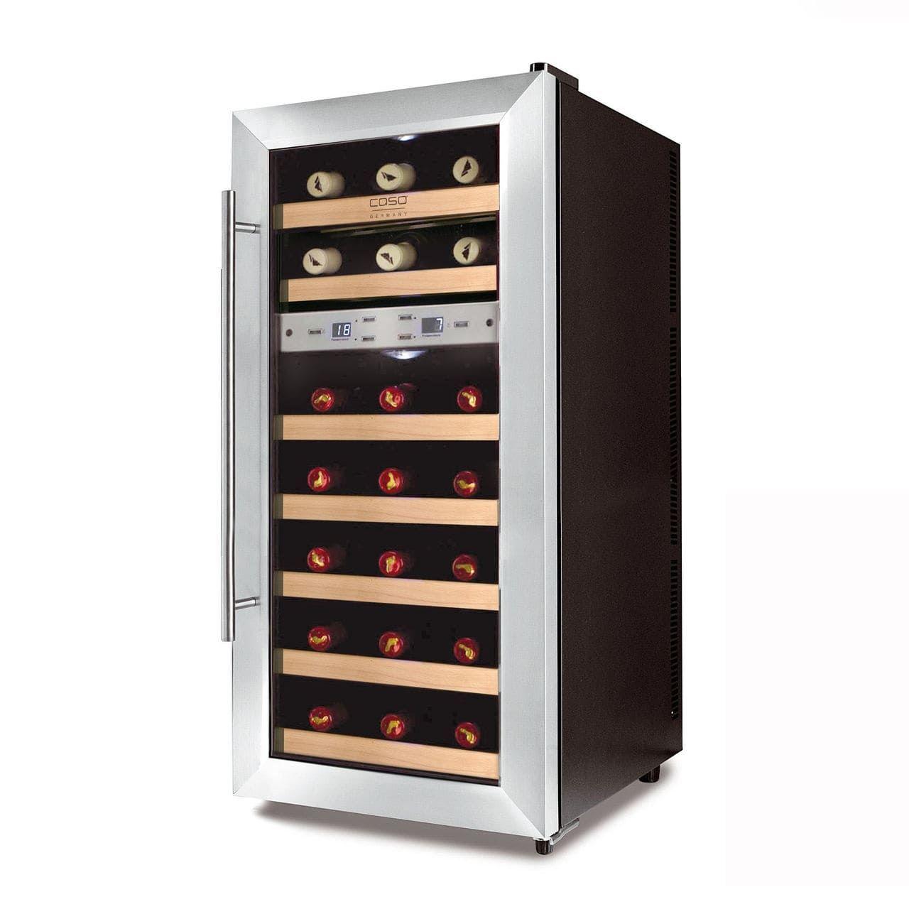 Холодильник винный CASO WineDuett 21