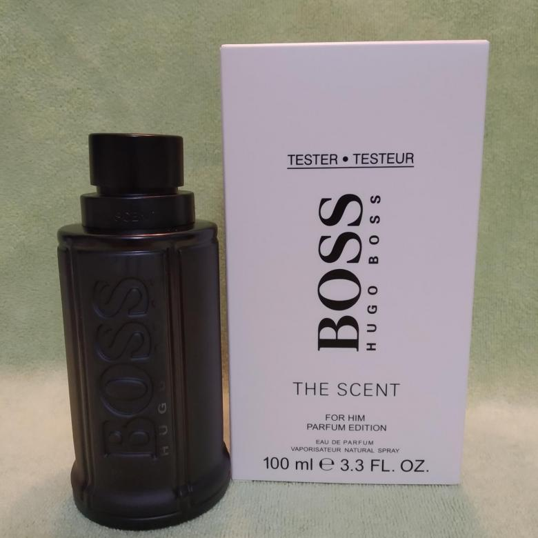 Тестер Hugo Boss The Scent For Him Parfum Edition 100 мл