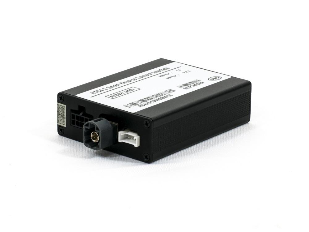 Видеоинтерфейс AVS02i (#03) для подключения камер переднего и заднего вида к заводскому ГУ для Mercedes-Benz