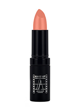 "Make-Up Atelier Paris Cristal Lipstick B27 Помада ""Кристалл"" мандарин"