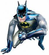 Воздушный шар (44''/112 см) Ходячая Фигура, Бэтмен, 1 шт.