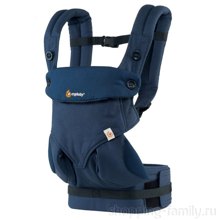Эрго рюкзак Ergobaby 360 Cool Air baby carrier, Цвет Синий