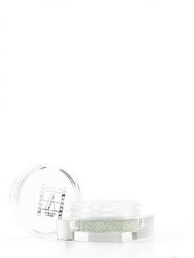 Make-Up Atelier Paris Sparkles Model SL03 Пудра рассыпчатая мерцающая из слюды бело-зеленый