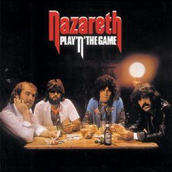 NAZARETH - Play 'N' The Game [DIGIBOOK]