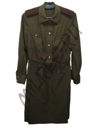 Платье форменное обр. 1944 г., реплика  (под заказ)