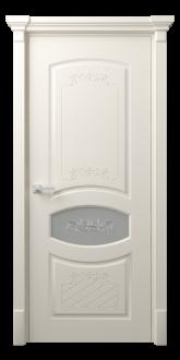 Межкомнатная дверь Аделина 3 Деко Стекло Адель