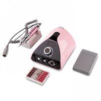 Аппарат для маникюра и педикюра ZS-711 розовый, 35000 об.