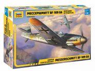 4816 Самолёт Мессершмитт BF-109 G6