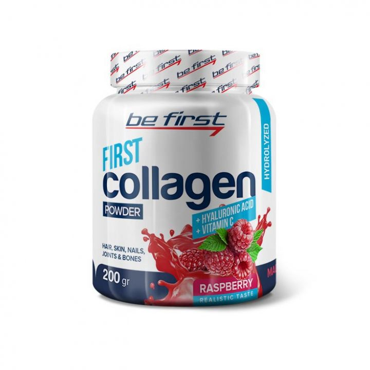 Be First - Collagen + hyaluronic acid + vitamin C
