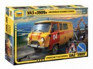43003 УАЗ 3909 Аварийная газовая служба