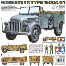Машина Steyr Type 1500A/01