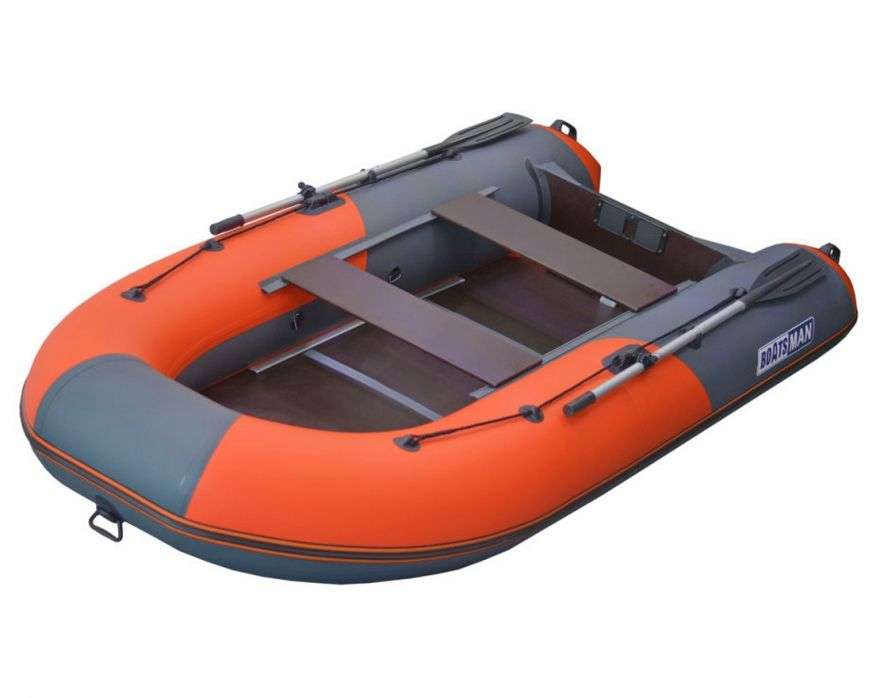 Лодка ПВХ BoatsMan BT330K НОВИНКА!