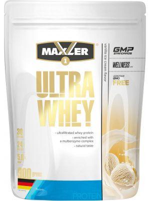 Maxler - Ultra Whey 900g