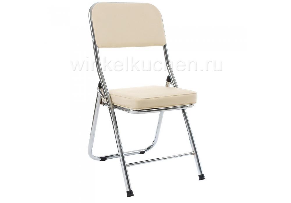 Стул Chair раскладной бежевый