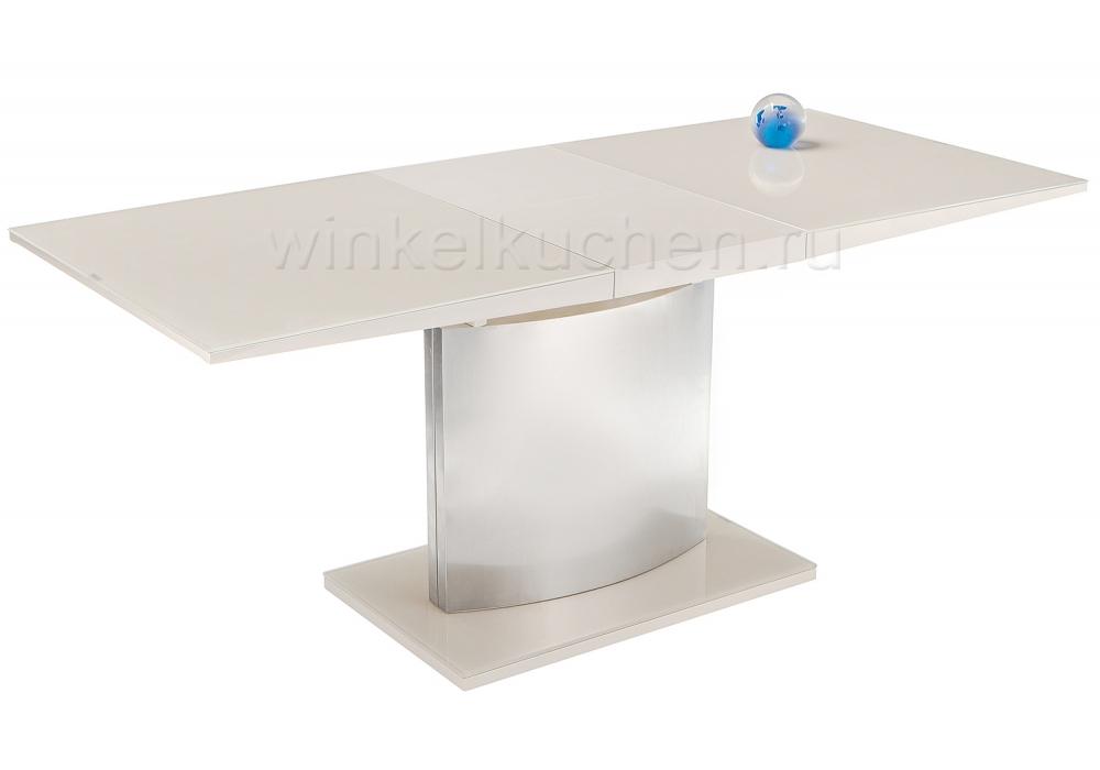 Стол стеклянный Tabel 160 champagne