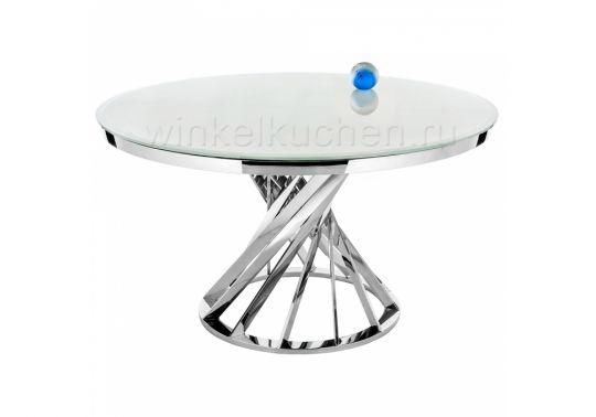 Стол стеклянный Twist